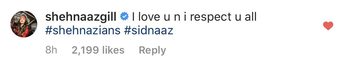 Also sana commented this on her own photo when she came out, so all her fans should know she respects everyone whether SidNaaz or shehnaazians   #ShehnaazGill #SidNaaz #MujhseShaadiKaroge<br>http://pic.twitter.com/Rc8fgQxGQd