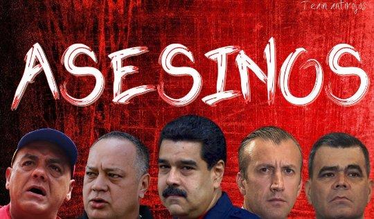 Una banda de criminales armados y desalmados, tomaron el poder en #Venezuela en nombre de una revolución que destruyó el maravilloso país en el cual crecimos, para llevarlo a ser una nación con los peores indicadores del mundo. ¿Lo más triste? Hay gente pelabolas que los apoya