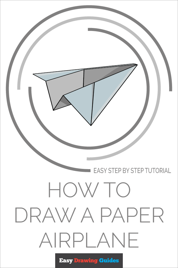 Easy Drawing Guides On Twitter Learn How To Draw A Paper
