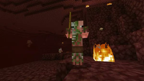 Please, don't let one of the most iconic Minecraft mob die! I mean... you don't need to remove them! #SaveZombiePigman - @Mojang @Minecraft @Microsoft @BillGates<br>http://pic.twitter.com/2npPkzgYTt