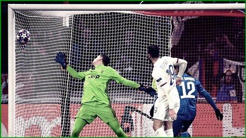🏆#UCL   #OLJUV   #1/8 (ida)🎙️Olympique Lyon golpea primero imponiéndose a FC Juventus en el OL Stadium⚽️#OL: Tousart