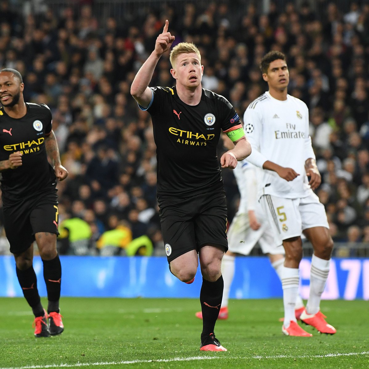 —Assist on Man City's equalizer—Scored the penalty for 2-1Kevin de Bruyne is Champions league player of the week 🏅#UCL #football