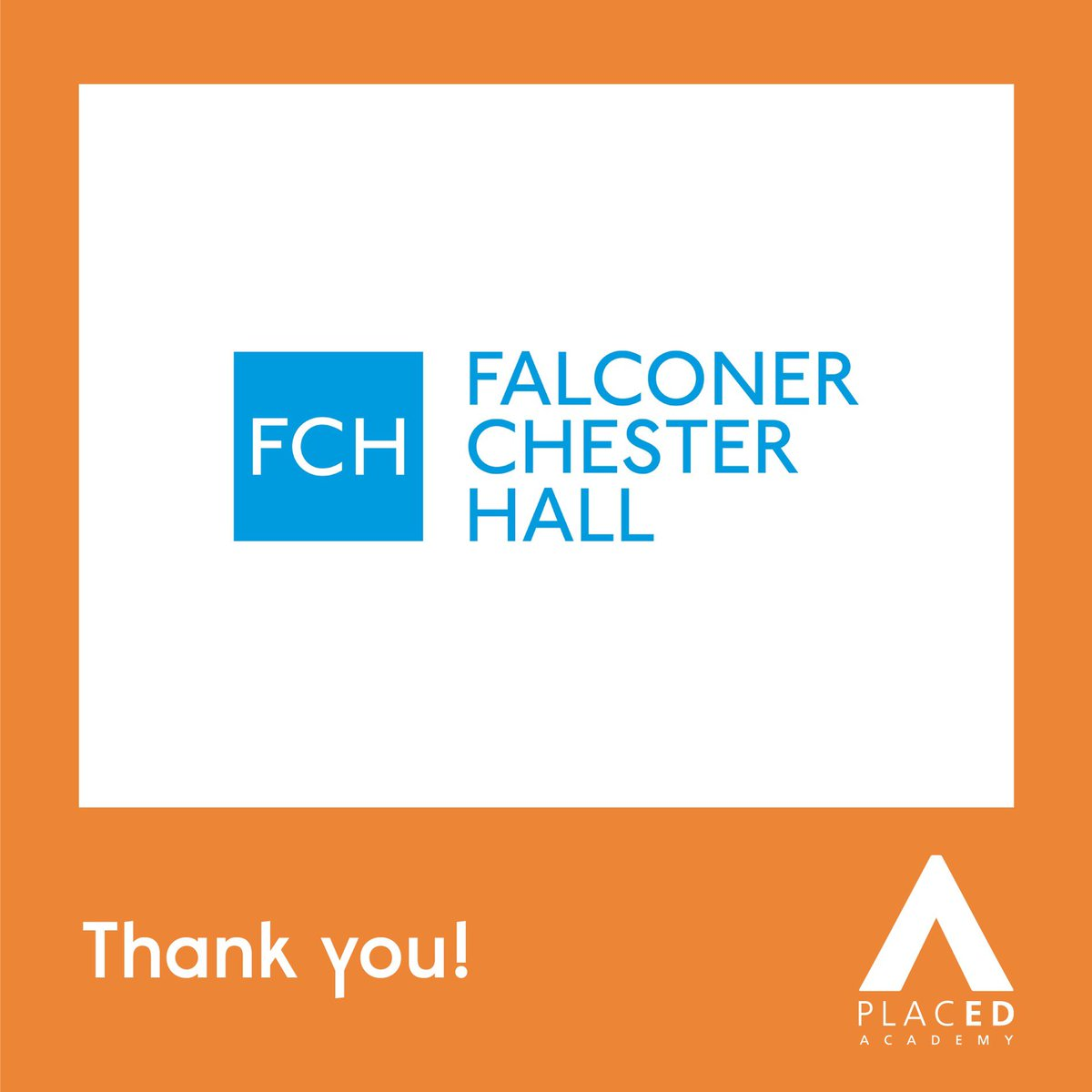 A HUGE thank you to our wonderful sponsors, @fcharchitects! FCH have really gone the extra mile in supporting #PLACEDAcademy - providing two placements for our participants, supporting workshops AND delivering a site visit! Were very grateful to have you onboard! #PLACED