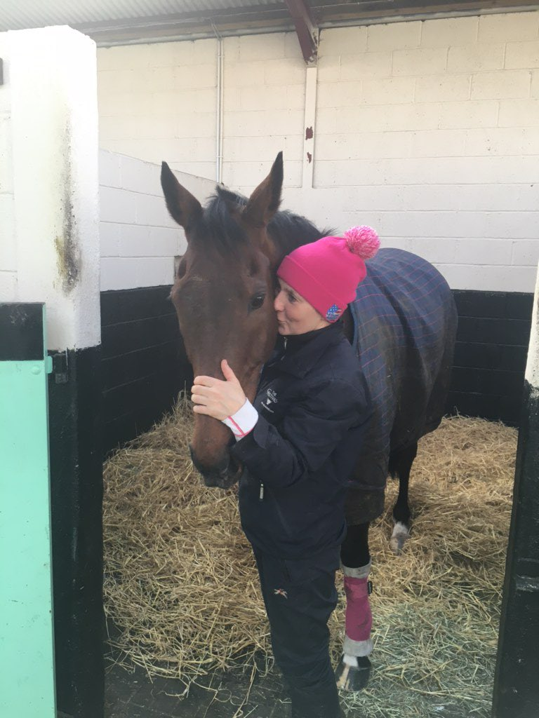 #UndeSceaux has been retired today. He has been an incredible horse to train, every day he gave his best at home & on the track. Right up to the end, he was trying to impersonate a 4-year-old. He's been a huge star in our yard & he'll be hugely missed especially by @VirginieB70<br>http://pic.twitter.com/CtMAJokRf4