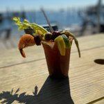 Image for the Tweet beginning: #BRIDGETENDER #BTI #TIKI #BLOODYMARY #BREAKFAST