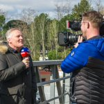 Image for the Tweet beginning: And yes that is @johnnyherbertf1.