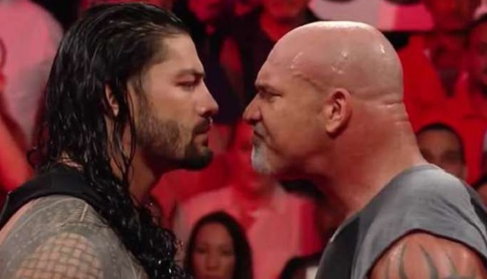 WWE Expected To Begin Goldberg/Roman Reigns Rivalry On SmackDown Tonight