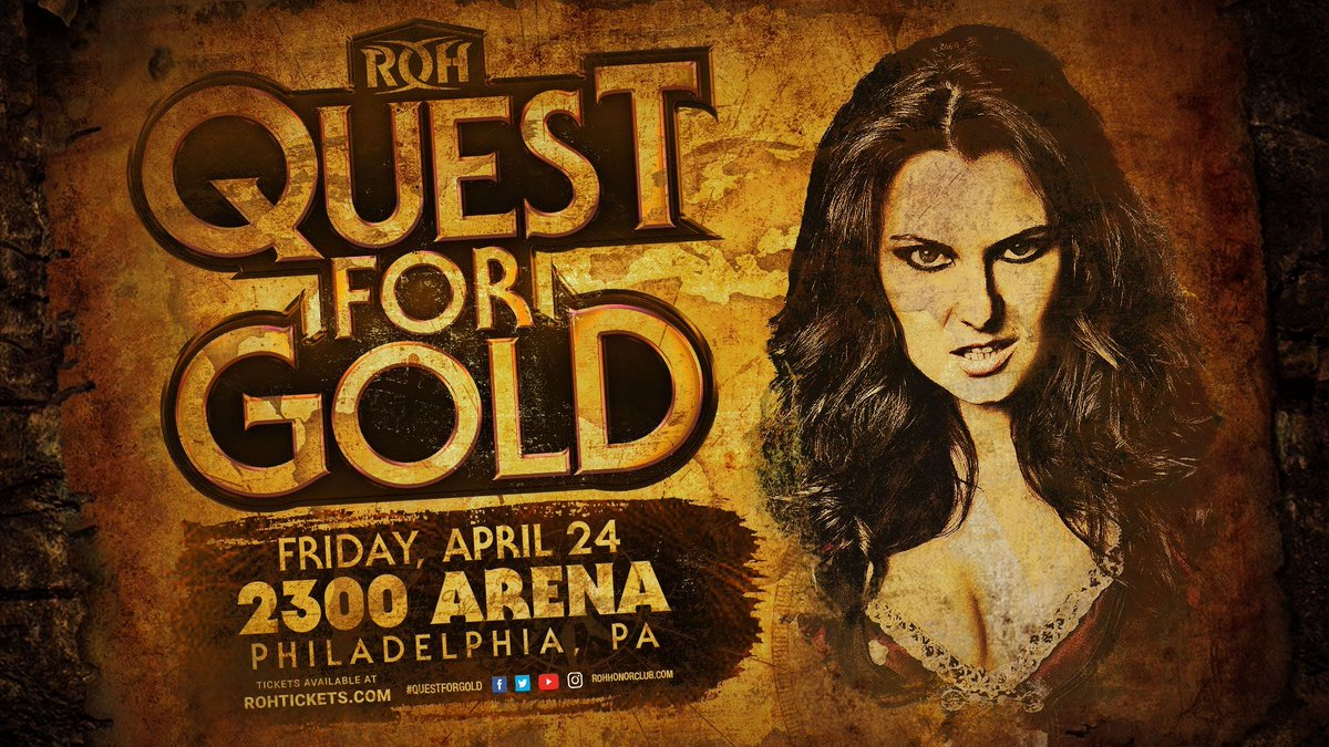 ROH Announces New Participants For Pure Title And Women's World Title Tournaments