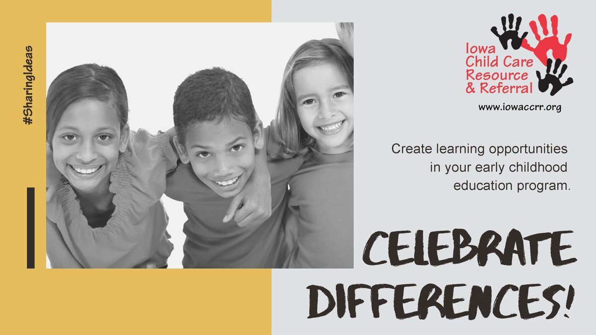 Promoting Diversity Ensure that meals include foods that are unique to cultural and ethnic backgrounds of children. #SharingIdeas <br>http://pic.twitter.com/JcDB1pgEyx