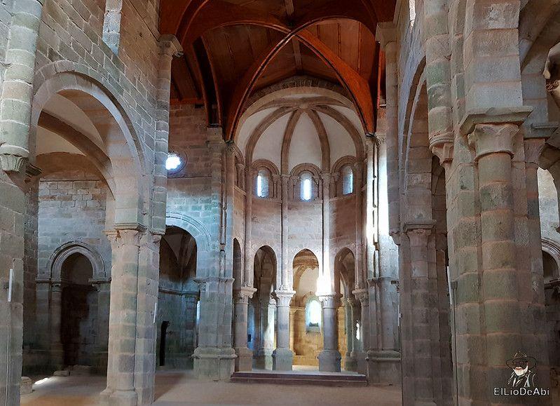 Descubrimos el Monasterio de San Lorenzo de Carboeiro  #Monasterios #Pontevedra #CaminoDeSantiago #ViaDeLaPlata #Galicia