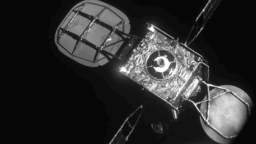 This is cool! MEV-1 is designed to dock with other satellites running low on fuel, and use its own thrusters and fuel to take over navigation and maneuvering processes, extending mission lifespans for at least a few years. #Orbit #Mission #Satellite  https:// buff.ly/2I11ruF     <br>http://pic.twitter.com/Fy6rpmg8t3