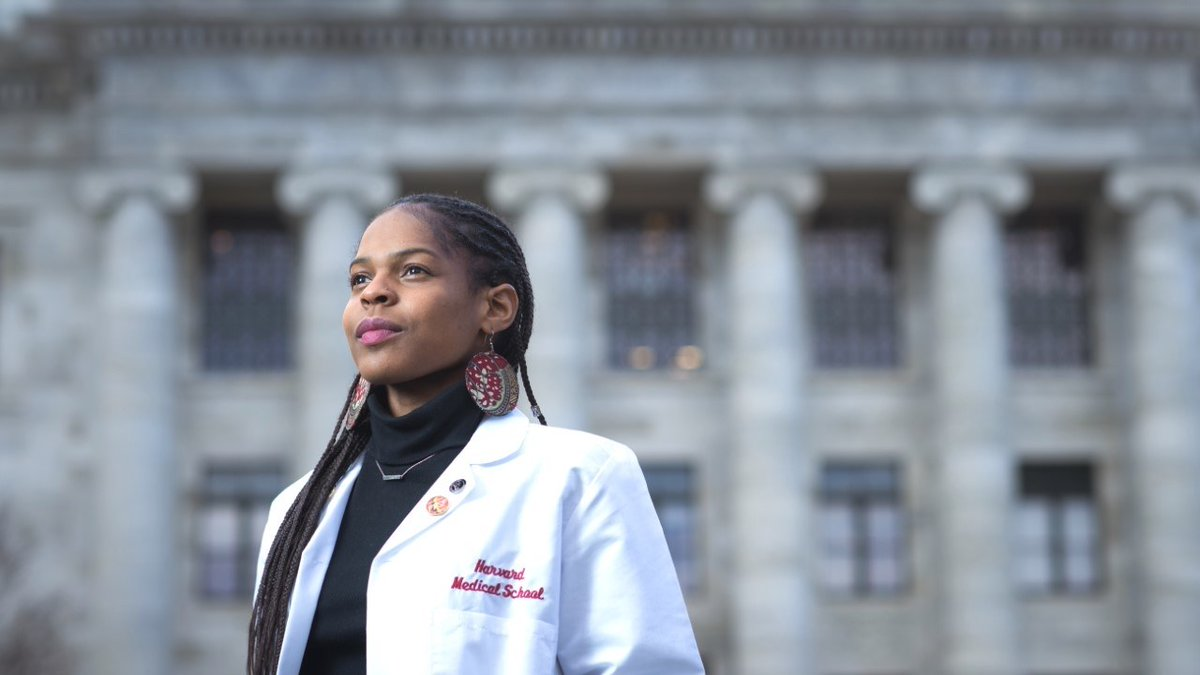 test Twitter Media - Born in Compton, California, and educated in Los Angeles, meet Lash Nolan, the first black woman ever elected as class president of @harvardmed! 👏🏾👏🏾👏🏾 #BlackHistoryMonth #CulutralCongruence #Health4All #CulturalCompetence https://t.co/sSfPkNIDSz https://t.co/jPfE15npUi