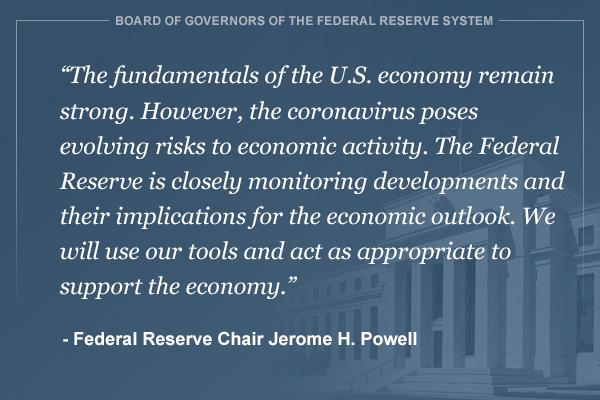 Comunicado de la Reserva Federal