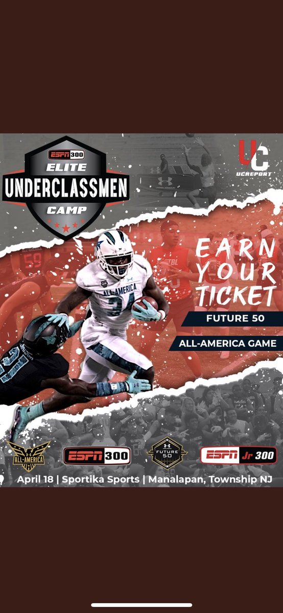 Thanks for the invite coach, ready to compete🙏🏾 @HamiltonESPN @SWiltfong247
