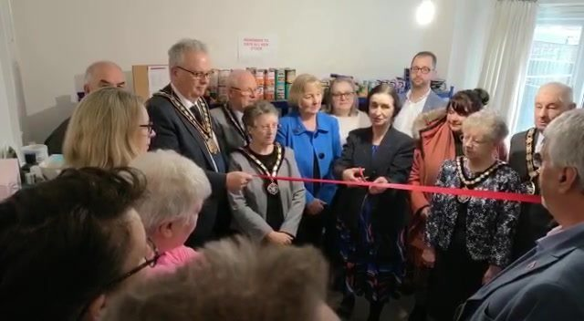 Privileged to open Tyisha foodbank and uniform bank organised by Cllrs SuzyCurr… https://www.facebook.com/154165864657660/posts/3546801375394075…pic.twitter.com/thyadGEz9F