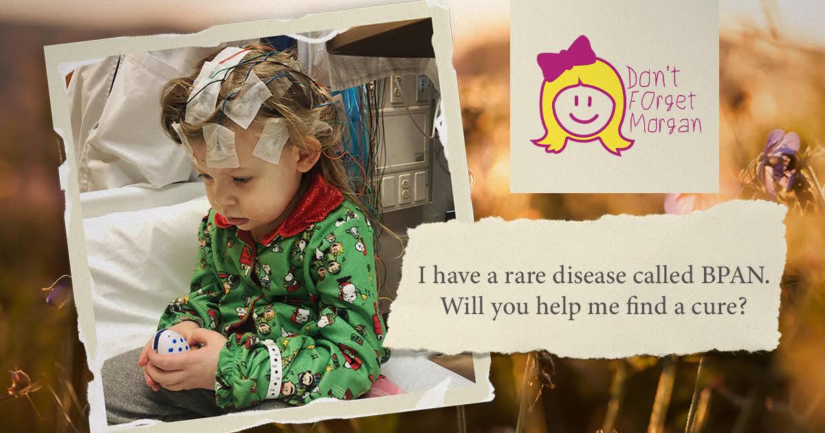 Please help Morgan on Rare Disease Day http://www.dontforgetmorgan.org