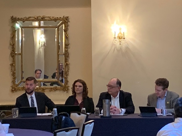 test Twitter Media - Thrilled to be part of the @ACECCoalitions #technology panel today! Our very own @BrianFurr shared his thoughts on machine learning and AI in the AEC space alongside panelists @KimEicher and @StevenStanfill with moderator @KevinPeterson. Thank you for having us, @ACEC_National! https://t.co/QpKuqRr2q5
