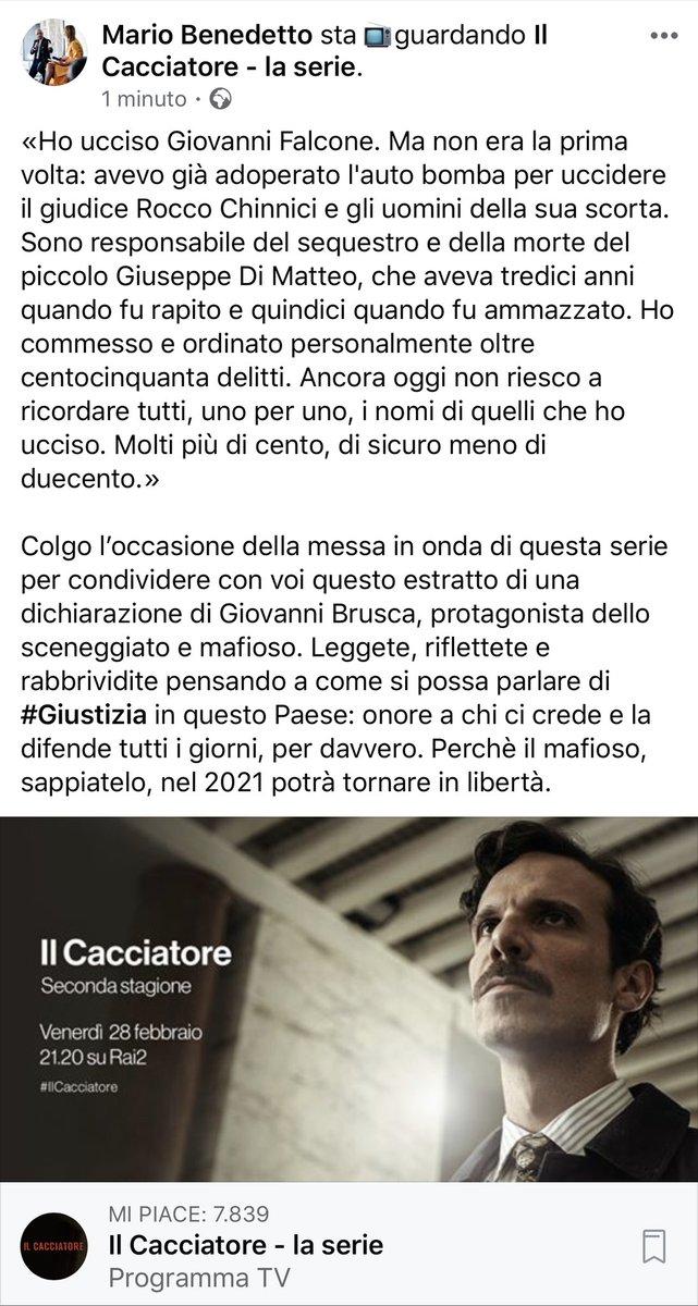 #IlCacciatore