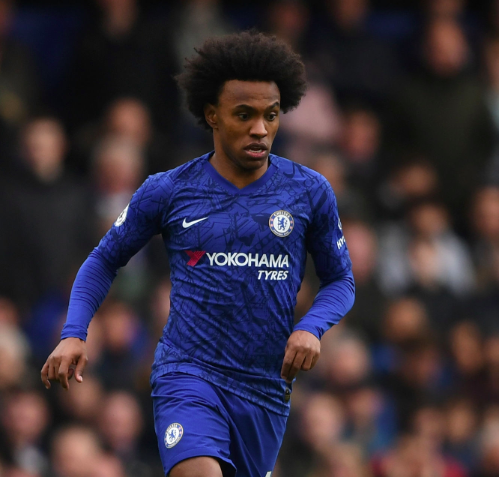 📰 Leggo : Willian the Chelsea player could become a priority for Milan for the summer transfer window.