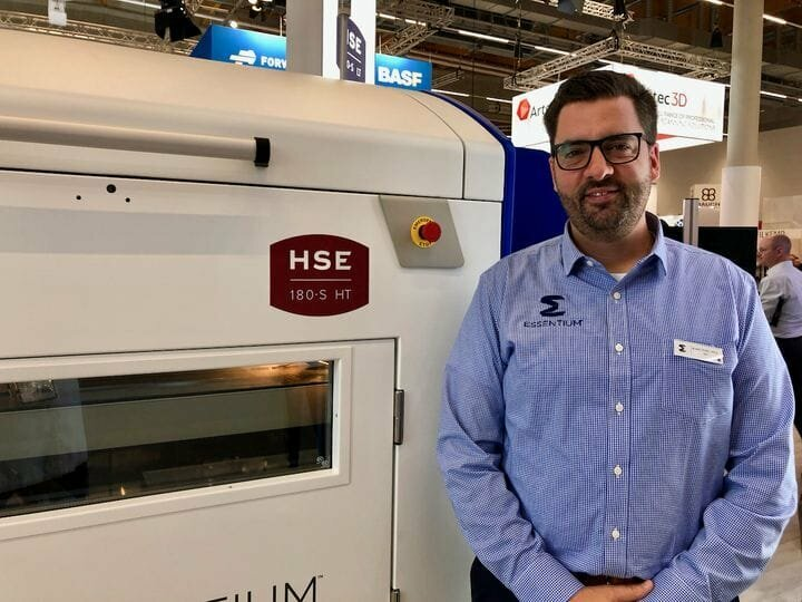 | #3dprint | Essentium Introduces High Speed, Low Cost Engineering Materials