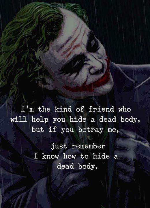 Love this.. #Joker #FriendshipGoals pic.twitter.com/T4qezfcgsX