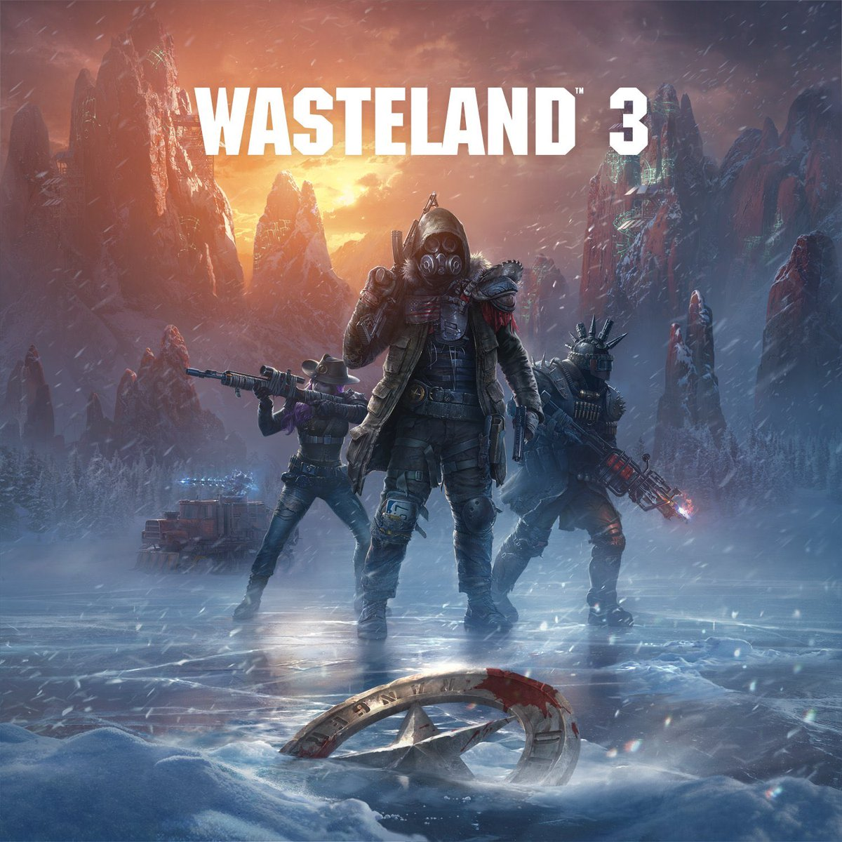 Wasteland 3 received a fresh keyart. The new RPG by inXile entertainment, an Xbox Game Studio, will release May 19. Available with Xbox Game Pass for console and PC on Day One.