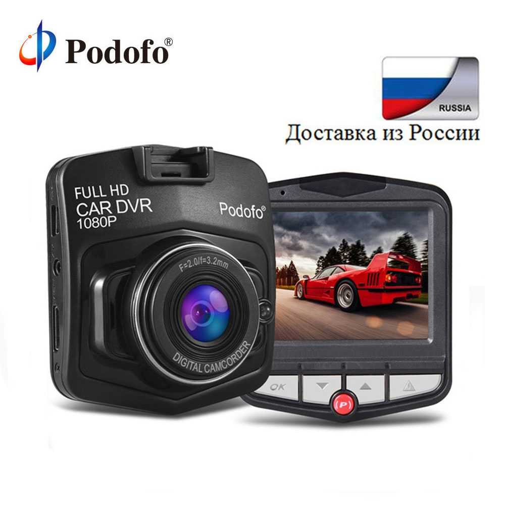 #cute #beauty Podofo Newest Mini DVRs Car DVR GT300 Camera Camcorder 1080P Full HD Video registrator Parking Recorder Loop Recording Dash Cam