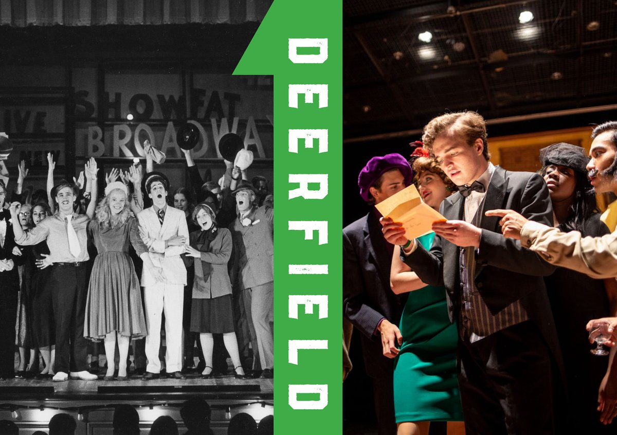 One Deerfield was a huge success! As soon as we have a final count, of both dollars and donors, we'll share it with you. This much is clear: more than 1,000 alumni, parents, friends, employees, and members of the class of 2020 rallied in support of Deerfield! Thank you! 💚 https://t.co/THBsCl465e