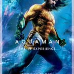 Image for the Tweet beginning: Aquaman: The 4D Experience brings