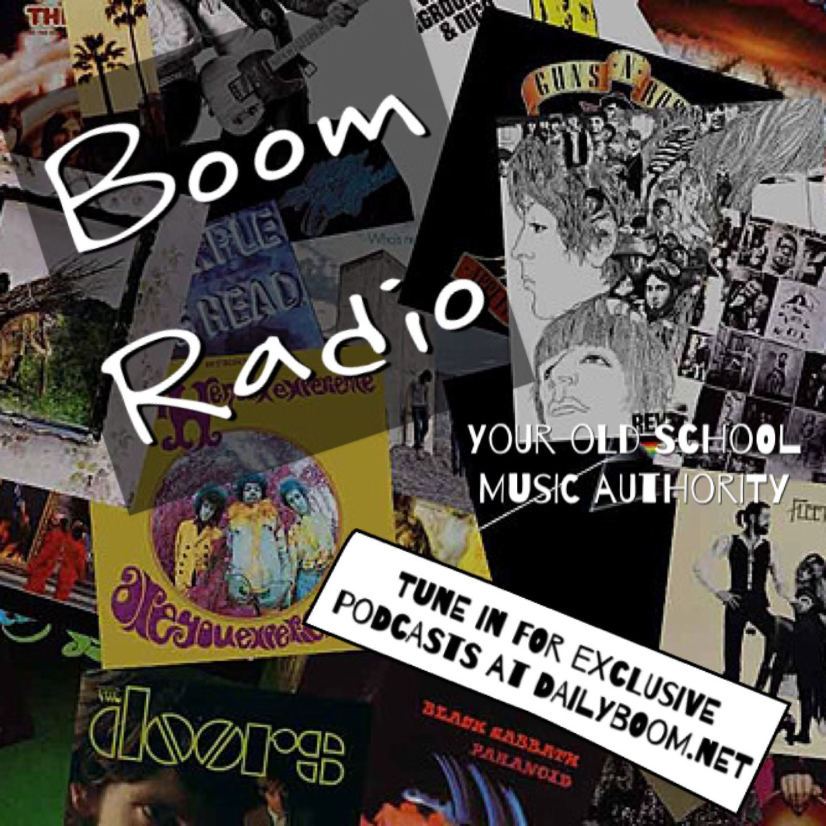 Hey kids! 🙋🏻‍♀️ Be sure to check out  for exclusive interviews with some of your favorite musicians, music, merch  and all of the Boom family podcasts! 💣💥#Boomradio #dailyboom #music #podcast #stacyspatiotunes