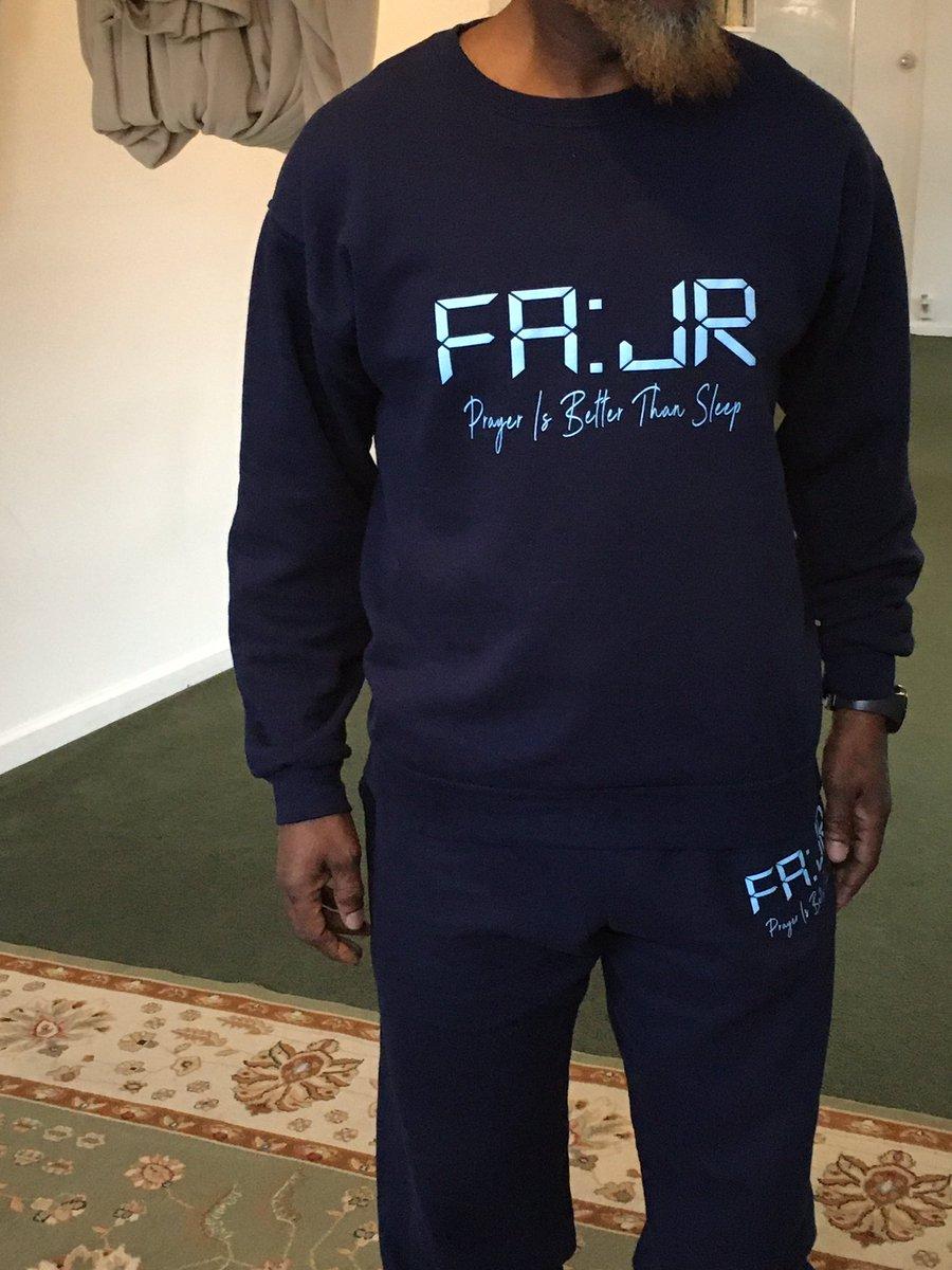 "#theknowfacetshirtcompany  Ma Shaa ALLAAH, A Satisfied Customer. Get Yours! ""Fajr (Prayer Is Better Than Sleep) Navy Blue & Baby Blue #fajr #prayerisbetterthansleep #salafimanhaj #tshirtslovers #tshirt #tshirts #hoodies #hoodieseason #hoodieseasonisback #hoodieseasonisherepic.twitter.com/liVltwLzHo"