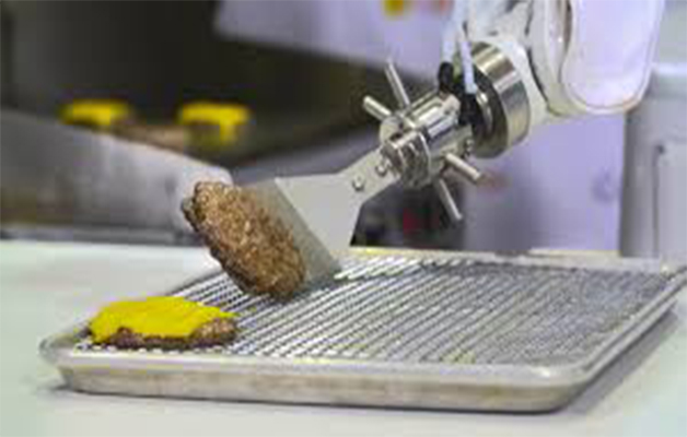 Flippy the burger-flipping robot is changing the face of fast food as we know it:   #Flippy #Burger #Robot #FastFood #Tech #Future #FridayFeeling #FridayMotivation
