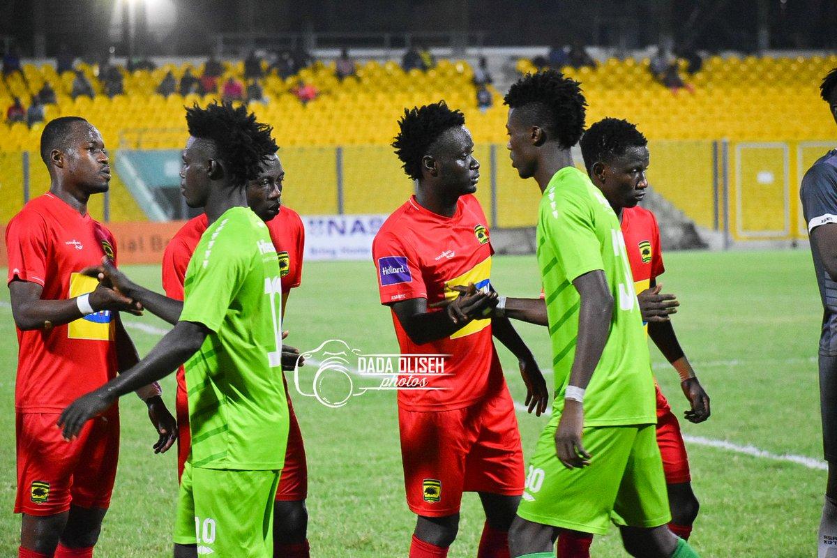 """Dada Oliseh📸 on Twitter: """"Asante Kotoko 3-1 Bechem United. Opening Credits  Ghana Premier League week 12… """""""