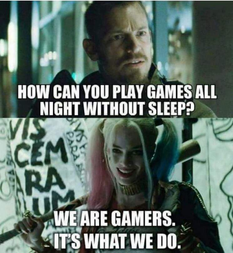 Yes we are gamers  #gamerslife #gamersclub #gamersunite #gamersriseup #gamersofinstagram #gamersonly #gamers #gamerscore #gamersgirl #gamersgolive #gamerstyle #pcgamers #quotesgamers pic.twitter.com/t5O9hQT3Ns