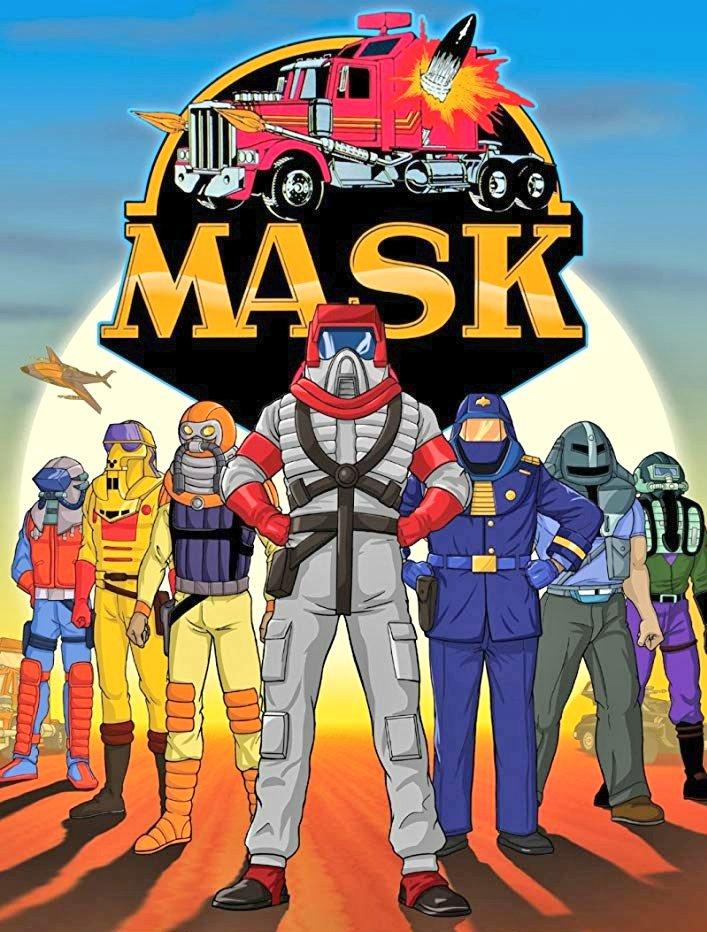 Endlich ist der Drehbuchautor mit Chris Bremner für M.A.S.K. gefunden.  Das absolute Lieblingsspielzeug meiner Kindheit neben He-Man natürlich aber der kommt ja zum Glück auch nächstes Jahr auf Netflix.  Bitte verkackt das nicht denn Potenzial ist jede Menge vorhanden.  #MASKpic.twitter.com/wPqXNQd1IB