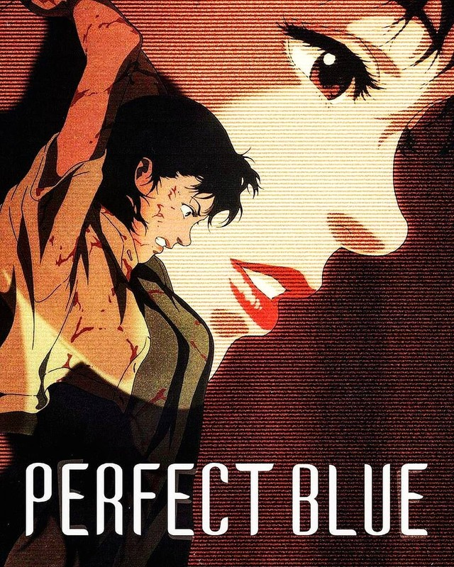 Retrocrush On Twitter Happy 23rd Anniversary Perfect Blue On This Day In Anime History February 28th 1998 The Perfect Blue Movie Premiered It Is The First Major Film Directorial Debut Of