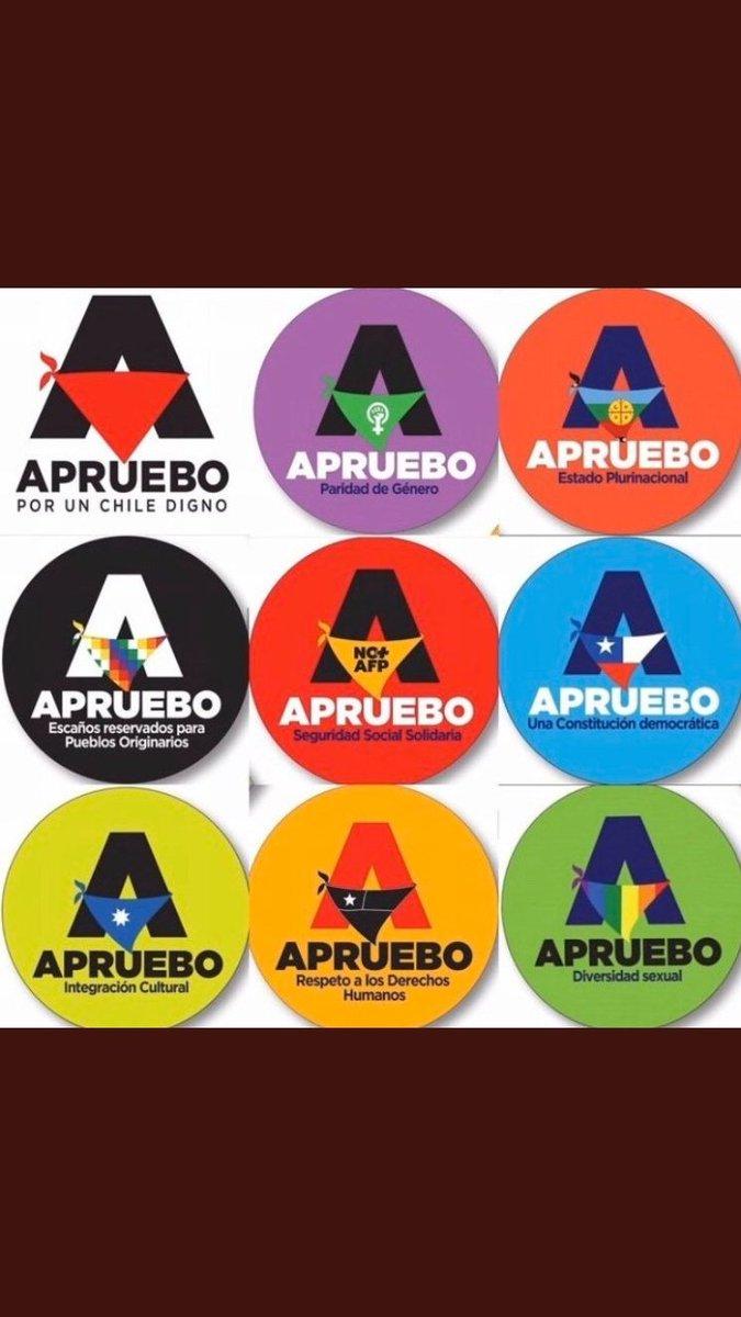 @soyelponi #Apruebo  #NuevaConstitucionParaChile https://t.co/geAvQEMH23