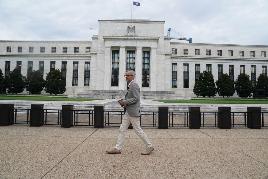 """U.S. Fed under pressure to cut rates amid #COVID19 concerns http://xhne.ws/RAZ2O""""COVID-19 poses downside risk to the U.S. economy, and though there are limits to monetary policy, the Federal Reserve may need eventually to step in,"""" says a report http://xhne.ws/RAZ2O"""