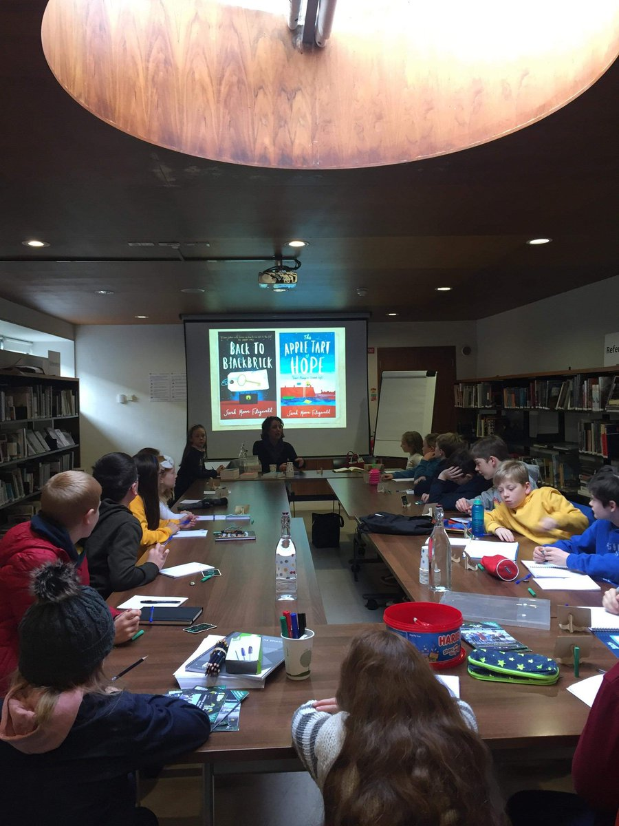 Today National Library Open Day we want to thank & celebrate @WaterfordLibs, home of @WatYouthArts Creative Writing prog, for being open and welcoming all year long, to all of us and our love of literature @WatYouthArts @TheLitYWF #LeapIntoLibraries #Waterfordpic.twitter.com/xqK66iX2RD