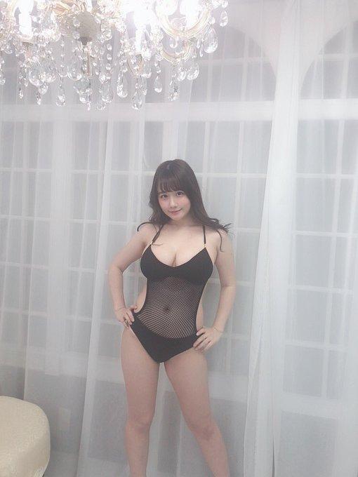 グラビアアイドル七瀬美桜のTwitter自撮りエロ画像7
