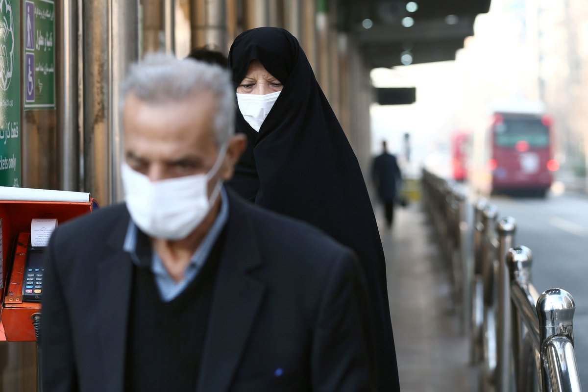 Latest on #COVID19Iran 🇮🇷: 9 more deaths and 205 new #COVID19 cases reported on Saturday, according to the country's Health Ministry spokesperson 43 deaths and 593 COVID-19 cases have been reported in #Iran as of Feb. 29, with 123 recovered
