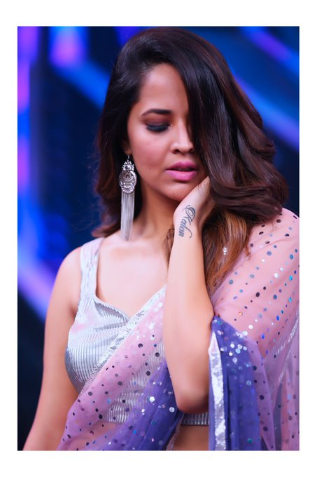 1 pic. Fire in her soul.. Grace in her heart 🤍 For #LocalGangs #tonyt  #DrapeStories from #GauriXAnasuya