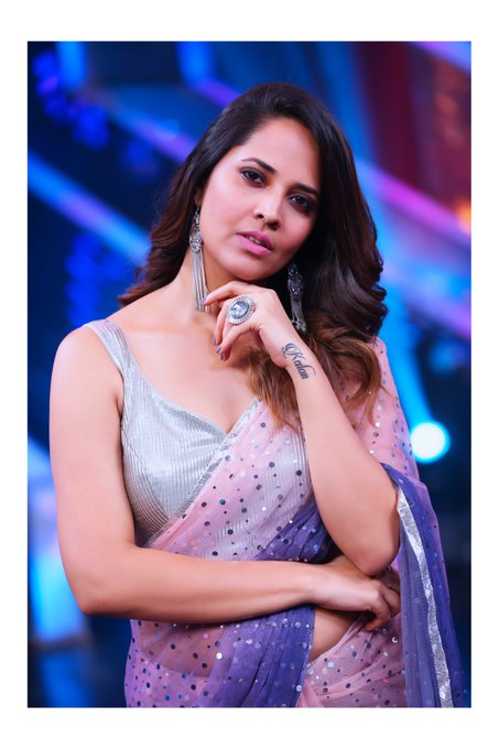 4 pic. Fire in her soul.. Grace in her heart 🤍 For #LocalGangs #tonyt  #DrapeStories from #GauriXAnasuya