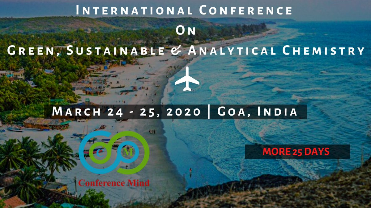 """We have effectively created a platform that makes green chemistry greener,"" says Prof. Milad Abolhasani @Milad_FlowChem #GreenChemistry #IndiaConferences #GoAllOutForX1  https://www. conferencemind.com/conference/gre ensustainableanalyticalchemistry   … <br>http://pic.twitter.com/3qtC5LQ2p2"