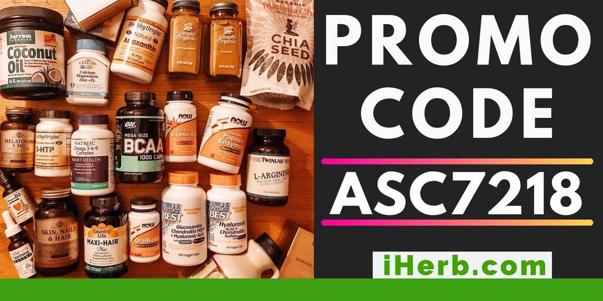 ✴︎★ iHerb coupon code ★✴︎