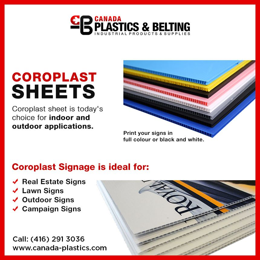 We are the largest supplier of coroplast plastic sheets.  visit: https://www.canada-plastics.com/coroplast-sheets/coroplast-sheets620 …  #CanadaPlastics #CanadianPlasticsandBelting #CoroplastSheet #CoroplastSignage #RealEstateSigns #LawnSigns #OutdoorSigns #CampaignSigns #lightweight #Durable #Weatherproofpic.twitter.com/va4tNkZXcm