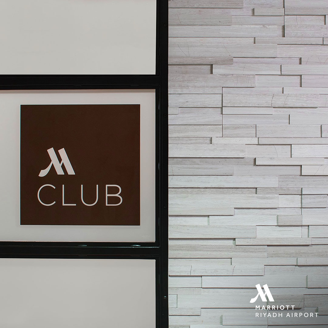 Retreat, recharge, refocus, anytime, any day!Visit our website for more info about our M Club membership:http://Marriott.com/RUHAP#RiyadhAirportMarriott #riyadhguide #riyadh #ksa #travel #guestreview