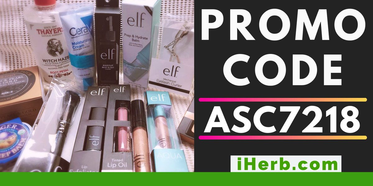 ★ iHerb coupon code ➡️【 ASC7218】⬅️ Face Masks