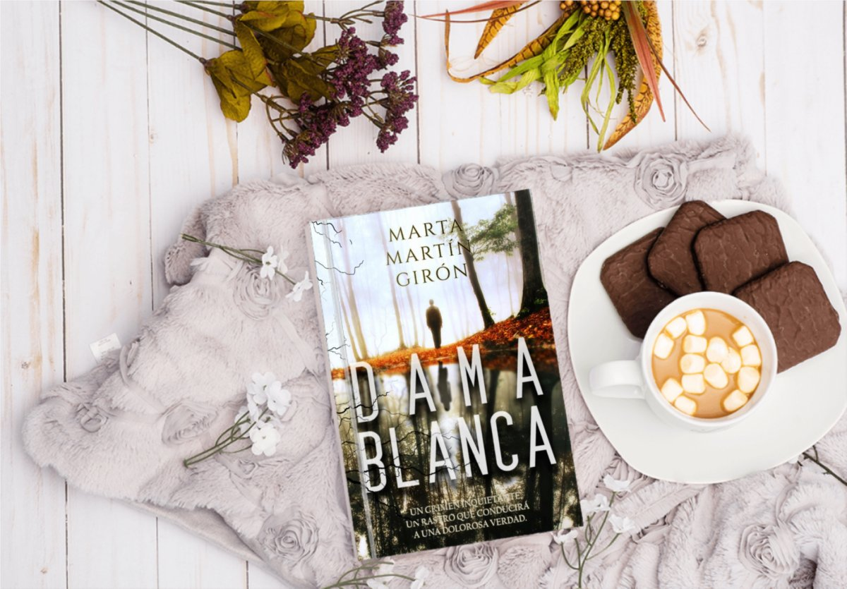 Dama Blanca, de @Martta_Martin Enlace a #Amazon: https://www.amazon.es/dp/B082PZT2KW/   #Misterio #Policiaca  Un crimen inquietante, un rastro que conducirá a una dolorosa verdad. Descubre #DamaBlanca, la novela negra que te hará cuestionar los límites de lo prohibido.  #OFERTA a 2,99 €pic.twitter.com/OuPgqtN0Ja