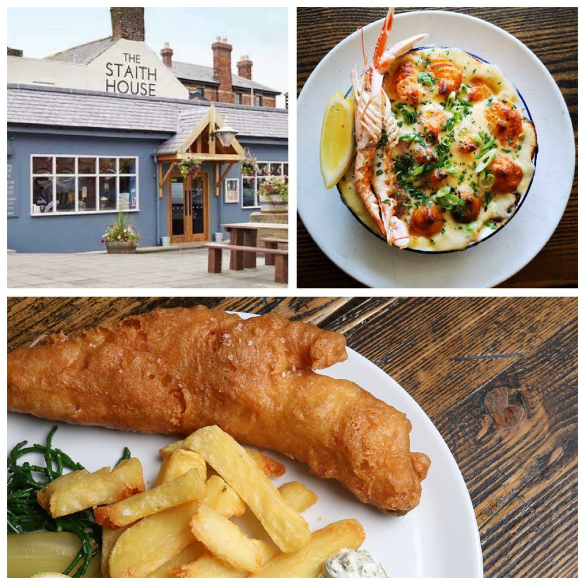 Comfort food & a warm welcome awaits this Saturday @Top50Gastropubs @MichelinGuideUK @GoodFoodGuideUK #nefollowers #northeastfoodpic.twitter.com/j852R8KvQN